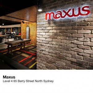 The Bold Collective   Maxus