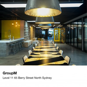 The Bold Collective   GroupM Level 11