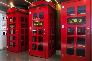 The Bold Collective | Mediacom Phone booths