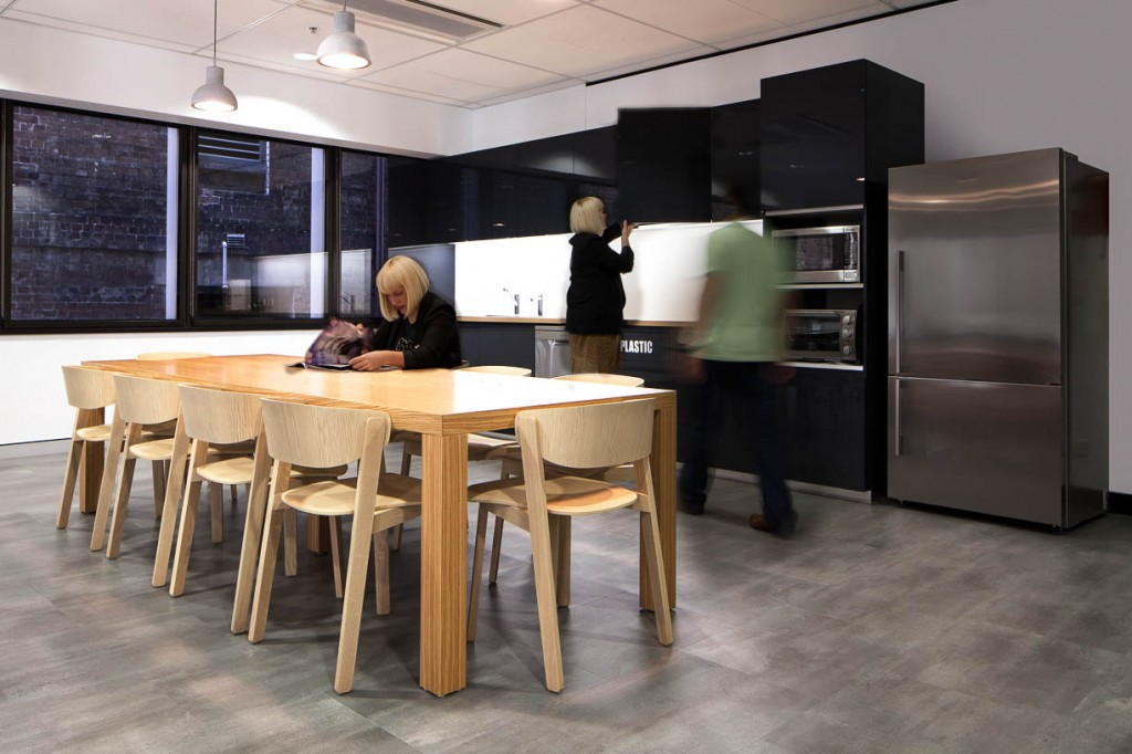 The Bold Collective | Energy Company | Kitchen Breakout
