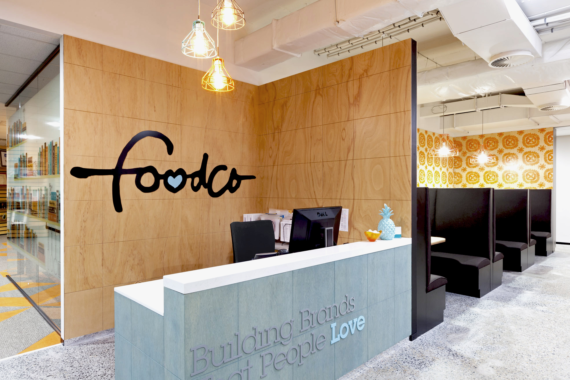 The Bold Collective | Foodco | Reception