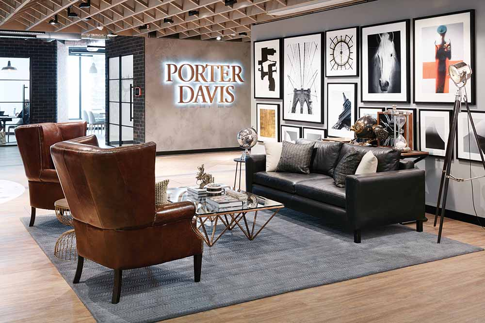 Porter Davis is a residential design and